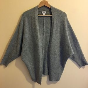 OLD NAVY Cocoon Cardigan Sweater Grey XL-XXL